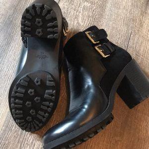 ZARA - NEW Black Booties